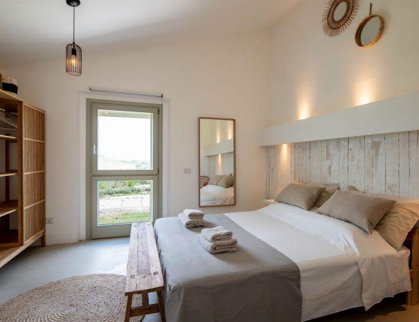 39 Slaapkamer 3 uitzicht op zee Casa Luce