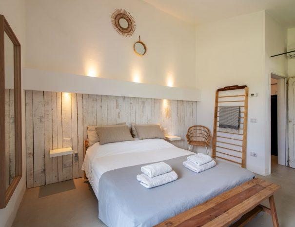 40 Slaapkamer 3 uitzicht op zee Casa Luce