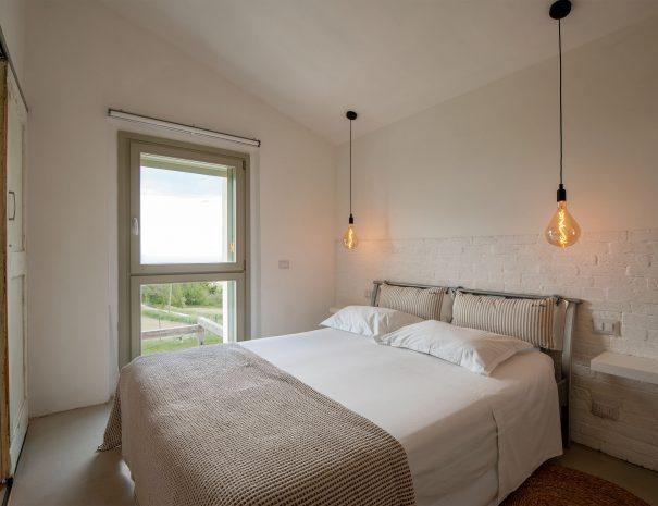 46 Slaapkamer 4 uitzicht op zee Casa Luce