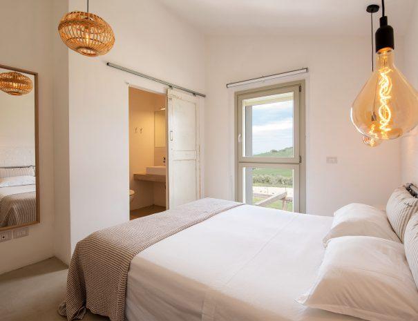 49 Slaapkamer 4 uitzicht op zee Casa Luce
