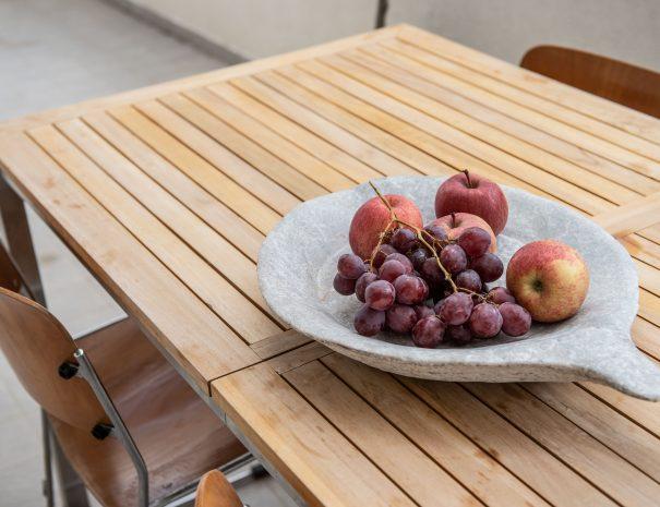 63 Detail fruitschaal Casa Luce